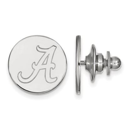 Picture of University of Alabama Crimson Tide Sterling Silver Lapel Pin