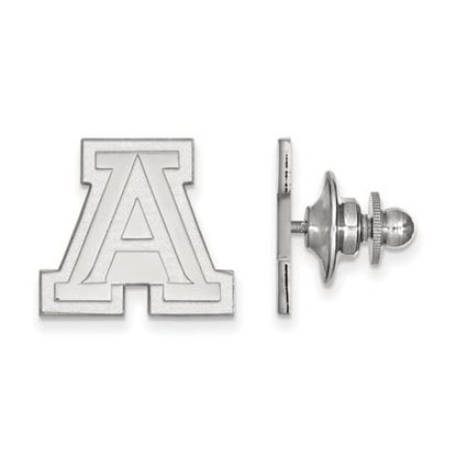 Picture of University of Arizona Wildcats Sterling Silver Lapel Pin