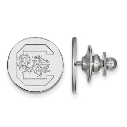 Picture of University of South Carolina Gamecocks Sterling Silver Lapel Pin