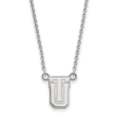 Picture of University of Tulsa Golden Hurricanes Sterling Silver Small Necklace