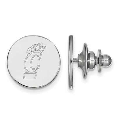 Picture of University of Cincinnati Bearcats Sterling Silver Lapel Pin