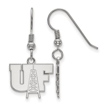 Picture of University of Findlay Oilers Sterling Silver Small Dangle Earrings