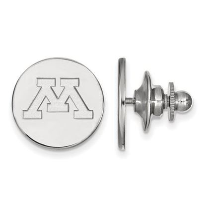 Picture of University of Minnesota Golden Gophers Sterling Silver Lapel Pin