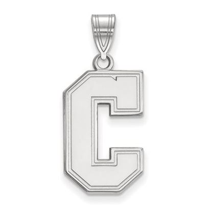 Picture of College of Charleston Cougars Sterling Silver Large Pendant