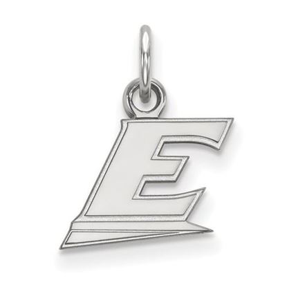 Picture of Eastern Kentucky University Pirates Sterling Silver Extra Small Pendant