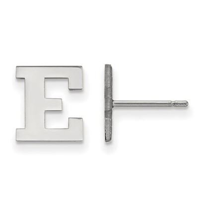 Picture of Eastern Michigan University Eagles Sterling Silver Extra Small Post Earrings