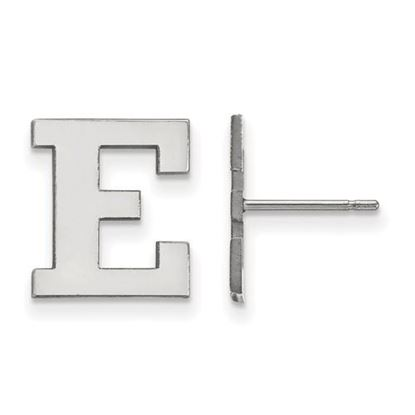 Picture of Eastern Michigan University Eagles Sterling Silver Small Post Earrings