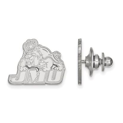 Picture of James Madison University Dukes Sterling Silver Lapel Pin