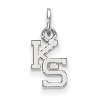 Picture of Kansas State University Wildcats Sterling Silver Extra Small Pendant