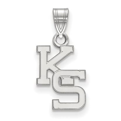 Picture of Kansas State University Wildcats Sterling Silver Small Pendant