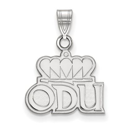 Picture of Old Dominion University Monarchs Sterling Silver Small Pendant
