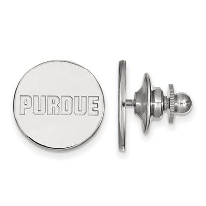 Picture of Purdue University Boilermakers Sterling Silver Lapel Pin