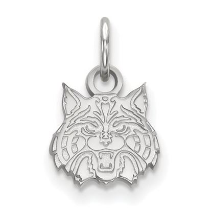 Picture of University of Arizona Wildcats Sterling Silver Extra Small Pendant