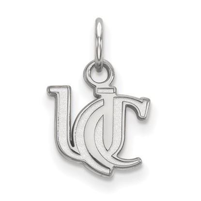 Picture of University of Cincinnati Bearcats Sterling Silver Extra Small Pendant