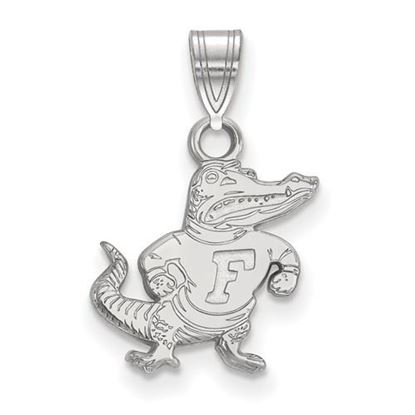Picture of University of Florida Gators Sterling Silver Small Pendant