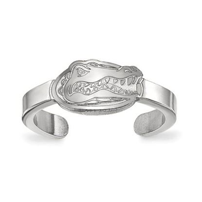 Picture of University of Florida Gators Sterling Silver Toe Ring