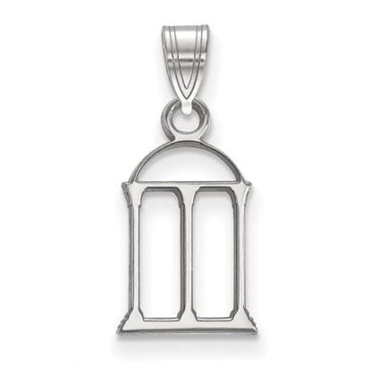Picture of University of Georgia Bulldogs Sterling Silver Small Pendant