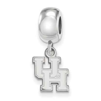 Picture of University of Houston Cougars Sterling Silver Extra Small Bead Charm