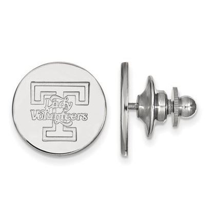 Picture of University of Tennessee Volunteers Sterling Silver Lapel Pin