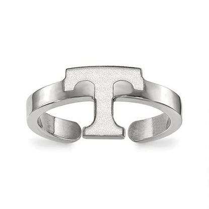 Picture of University of Tennessee Volunteers Sterling Silver Toe Ring