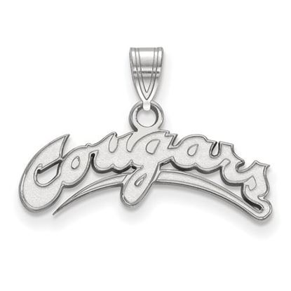 Picture of Washington State University Cougars Sterling Silver Small Pendant