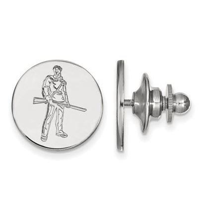 Picture of West Virginia University Mountaineers Sterling Silver Lapel Pin