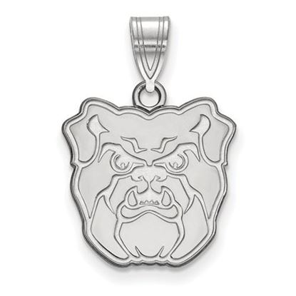 Picture of Butler University Bulldogs Sterling Silver Medium Pendant