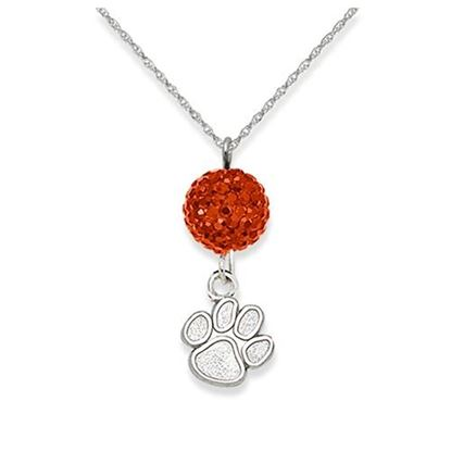 Picture of Clemson University Sterling Silver Necklace