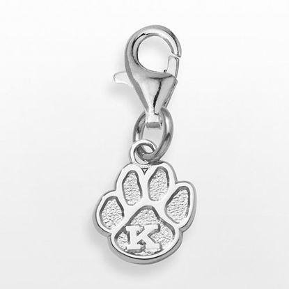 Picture of University of Kentucky Wildcats Sterling Silver Charm